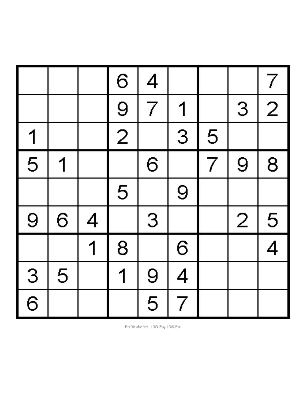 easy sudoku - DriverLayer Search Engine - photo#2