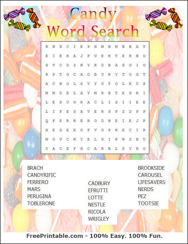 Search Free Candy Crush Game Without Registering