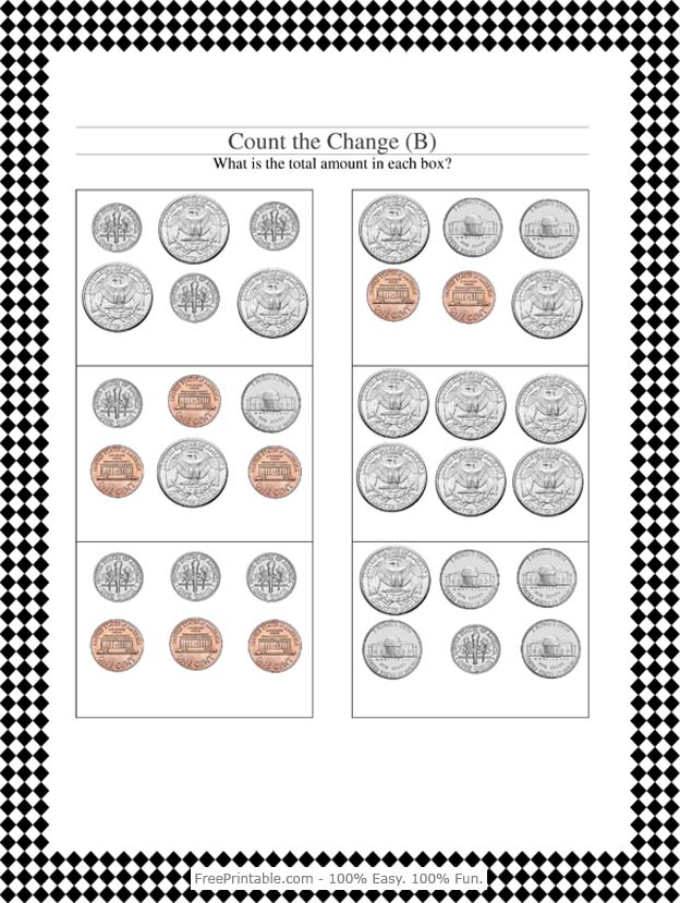 Counting Sheets New Calendar Template Site