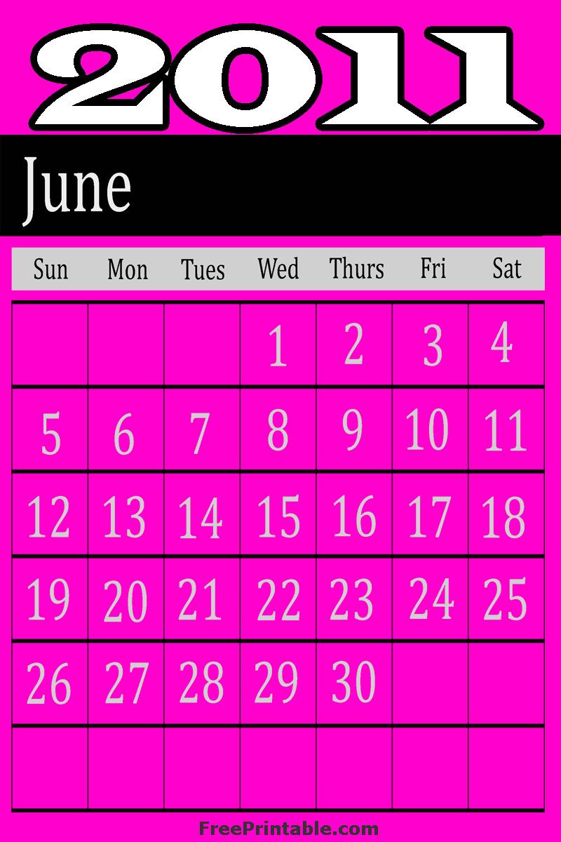 Calendar Girl June Read Free : Pink june calendar g