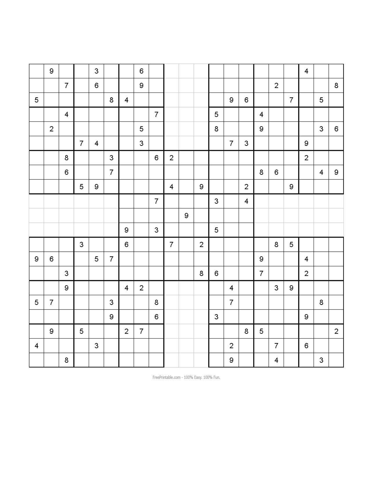 Single minded expert crossword clue