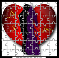 Spanish Heart Puzzle