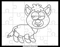 Calf Puzzle