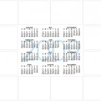 Printable 2009 Box Around Calendar - Printable Calendar Templates - Free Printable Calendars