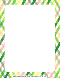 Picnic Stationery