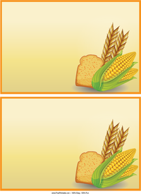 Grains Recipe Cards
