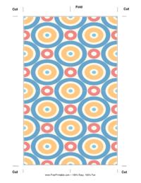 Circles Bookmark