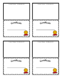 Graduation Diploma Place Card