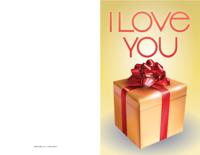 Love Gift Card
