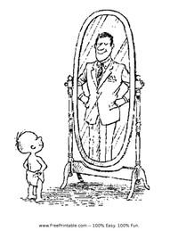 Dad Mirror