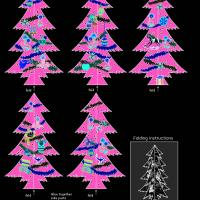 Printable 3D Christmas Tree - Printable Stuff - Misc Printables
