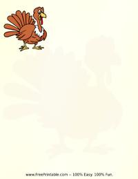 Turkey Stationery