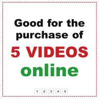 5 Videos Online