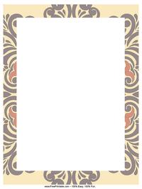 Mandala Letterhead