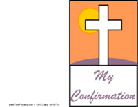 Cross Confirmation Invitation