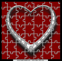 Diamond Necklace Puzzle