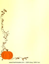 Pumpkin Vine