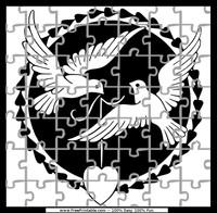 Doves Puzzle