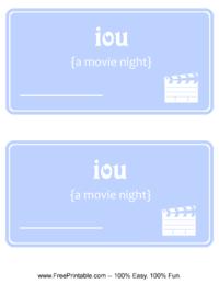 IOU Movie