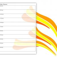 Abstract Theme Planner