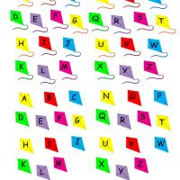 Printable Alphabet Matching Game - Printable Board Games - Free Printable Games