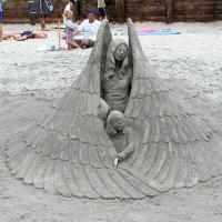 Printable Angel Sculpture - Printable Photos - Free Printable Pictures
