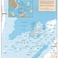 Printable Asia- Spratly Islands - Printable Maps - Misc Printables