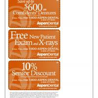 Aspen Various Discounts and Freebies