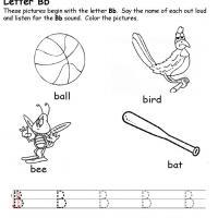 B Beginning Consonant