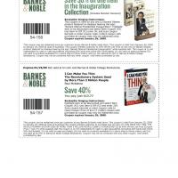 Barnes & Noble Save Up to 40% on Various Books