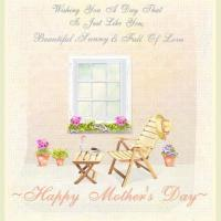 Printable Beautiful And Sunny Postcard - Printable Mothers Day Cards - Free Printable Cards