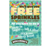 Ben And Jerry's Coupon