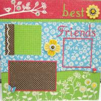 best friend scrapbook