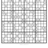 Big Sudoku 2