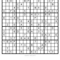 Big Sudoku 3