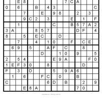 Big Sudoku 5