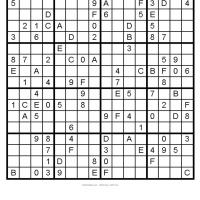 Big Sudoku 8