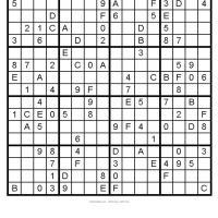 Big Sudoku 8