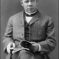 Printable Booker T Washington - Printable Pictures Of People - Free Printable Pictures