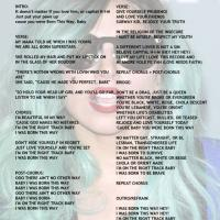 Born This Way by Lady Gaga Lyrics