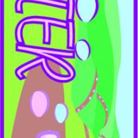 Bunny Happy Easter Bookmark