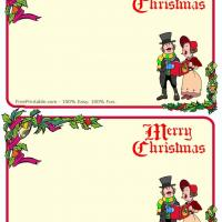 Printable Christmas Stationary - Printable Stationary - Free Printable Activities