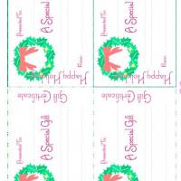 Printable Christmas Wreath Coupon - Printable Misc Coupons - Free Printable Coupons