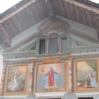 Printable Church Gable Paintings - Printable Photos - Free Printable Pictures