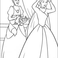 Cinderella and her Step mother