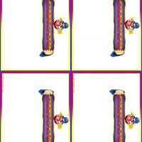 Circus Name Tags