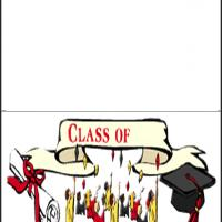 Printable Class Of Card - Printable Graduation Cards - Free Printable Cards