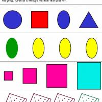 Printable Color Grouping - Printable Preschool Worksheets - Free Printable Worksheets