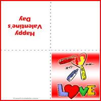 Color Your Heart Card