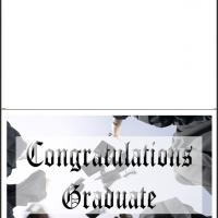 Printable Congratulations Graduate - Printable Graduation Cards - Free Printable Cards